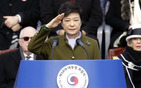 БНСУ-ын анхны эмэгтэй ерөнхийлөгч Пак ГынХе