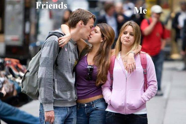 Найзууд болон БИ