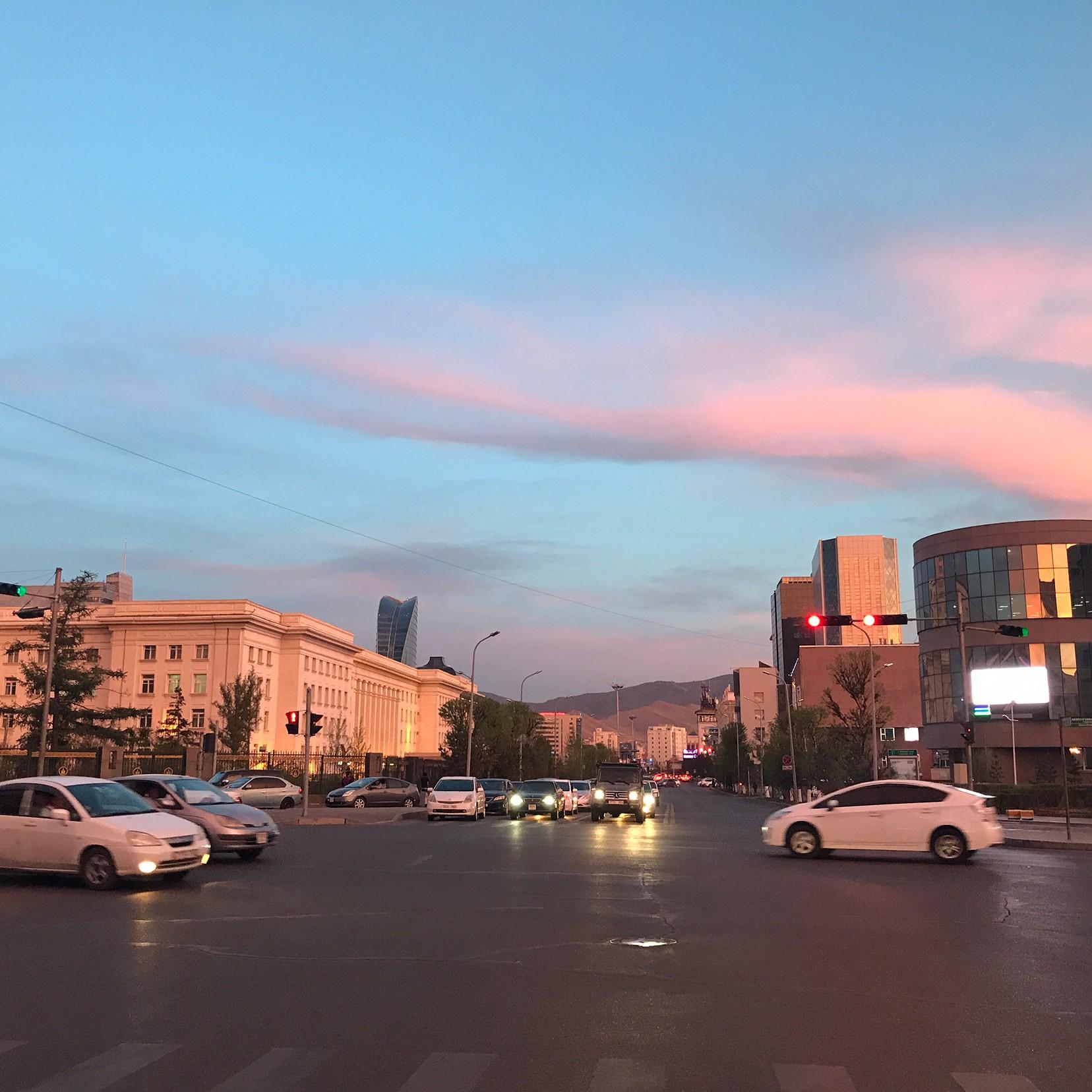 Үзэсгэлэнт Улаанбаатар