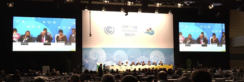 COP23: Монгол улс Парисын хэлэлцээрийн шийдвэрийг дэмжиж буйгаа мэдэгдлээ