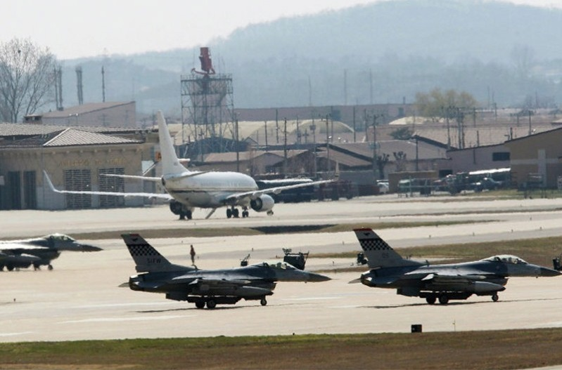 АНУ, БНСУ-ын агаарын цэргийн хүчний хамтарсан сургуулилт эхэллээ