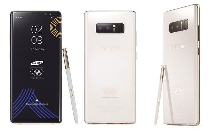 """""""Пёнчан-2018"""" олимпийн оролцогчид бүгд Samsung Note 8-тай болно"""