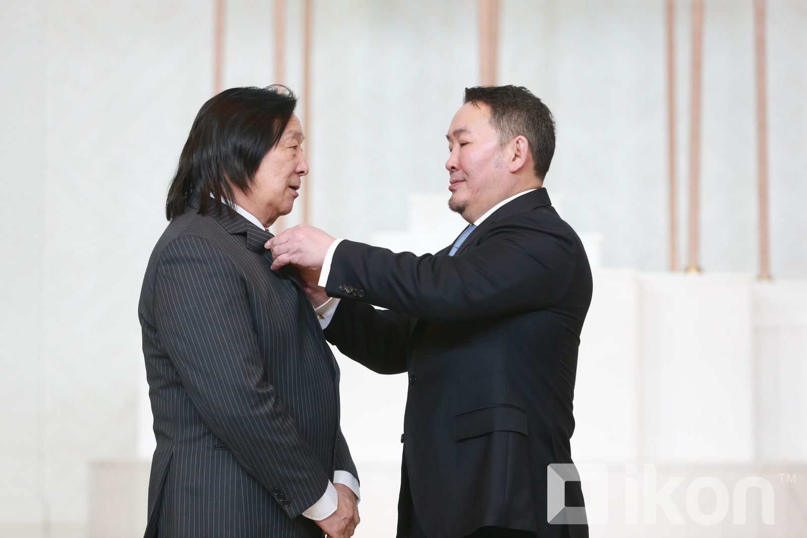 Хөгжмийн зохиолч Д.Бэхбат Монгол Улсын Урлагийн Гавъяат Зүтгэлтэн боллоо
