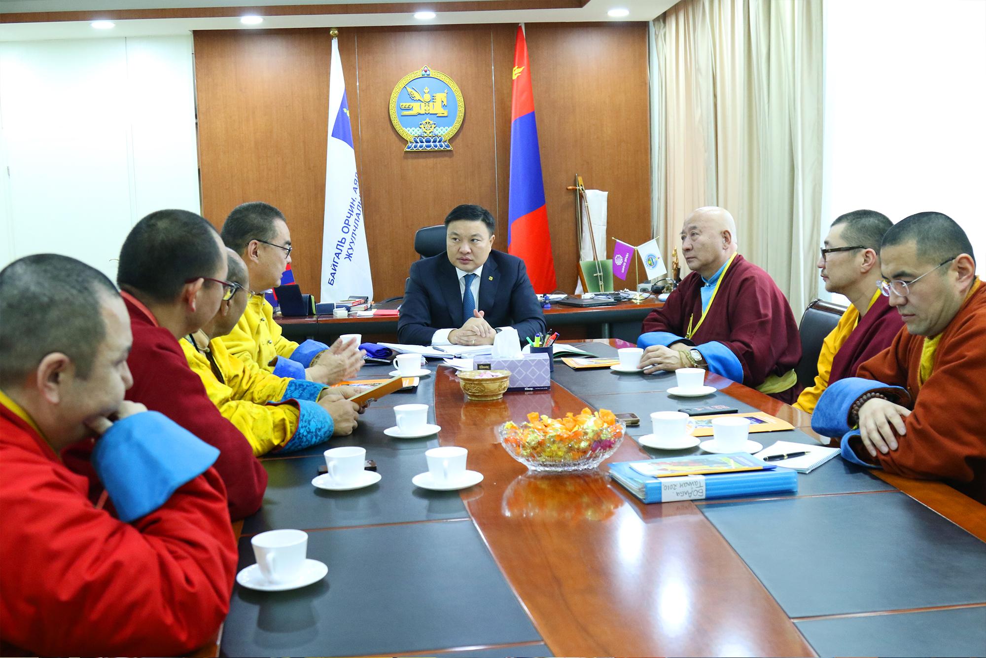 Н.Цэрэнбат: Монголчуудын байгалиа хамгаалах уламжлал, ухамсрыг сэрээх хэрэгтэй