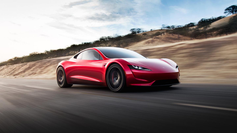 """""""Tesla roadster"""" цахилгаан хөдөлгүүртэй автомашин ангарагийн зүг жолоо мушгижээ"""