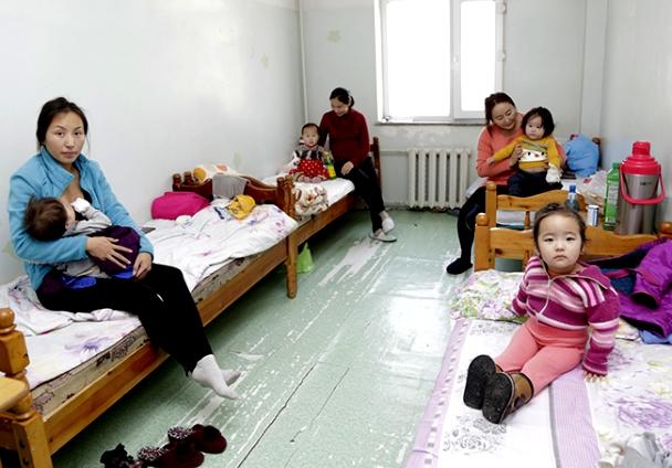 Томуу, томуу төст өвчний дэгдэлт буурсангүй хүүхдийн орны ачаалал 34.6 хувиар нэмэгджээ