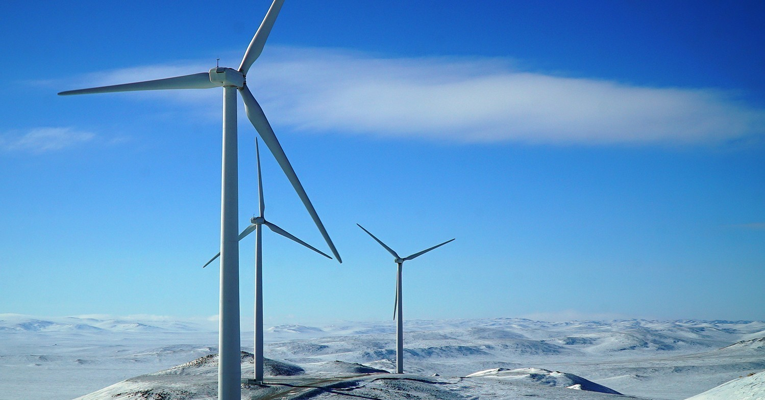 2020 он гэхэд Монгол улс эрчим хүчнийхээ 20 хувийг нар, салхинаас бүрдүүлнэ гэв