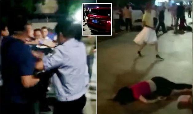 Хятадын талбайд есөн хүнийг хөнөөжээ