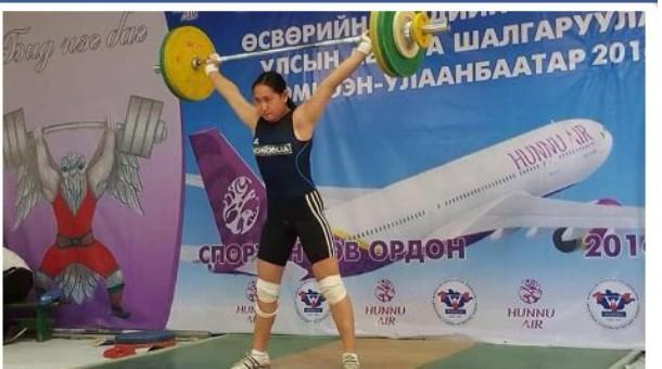 О.Дархижав залуучуудын ДАШТ-с хүрэл медаль хүртлээ